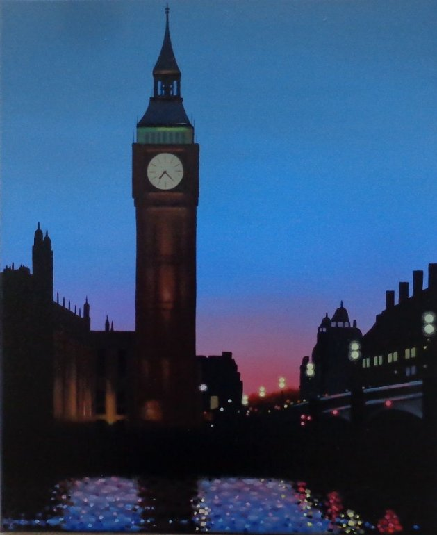 Image 1 of Parliament Reflections - Original